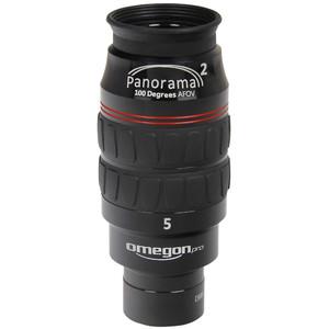 Omegon Panorama II, ocular de 5mm, 1,25''