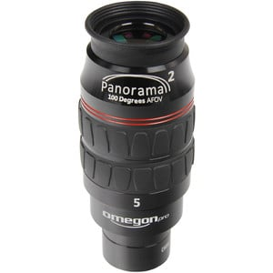 Omegon Panorama II, ocular de 5 mm, 1,25''
