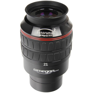 Omegon Panorama II, ocular de 21 mm, 2''