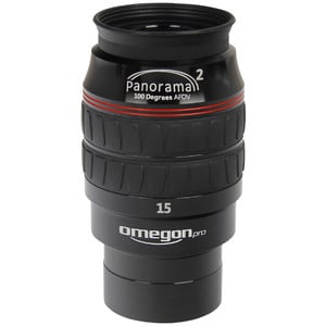 Omegon Panorama II 2'', 15mm eyepiece