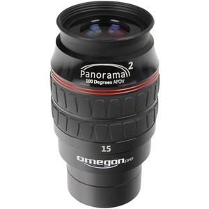 Omegon Panorama II 2'', 15mm eyepiece