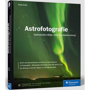 Rheinwerk-Verlag Buch Astrofotografie