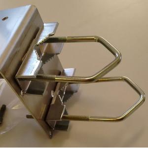 Lunatico Supporto per anelli di montaggio di sensori meteo e anemometri