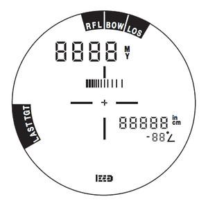Télémètre Leupold GX-1i³