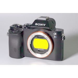 Astronomik Filter H-alpha 12nm CCD MaxFR Clip Sony alpha 7