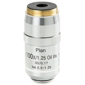 Euromex Obiettivo DX.7200-I, 100x/1,25 PLi S plan, infinity, oil, iris diaphragm w.d. 0,2 mm (Delphi-X)