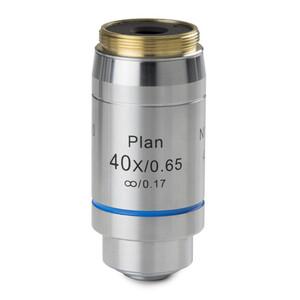 Euromex Objective DX.7240, 40x/0,65 Pli, plan, infinity, S, w.d. 0,7 mm (Delphi-X)
