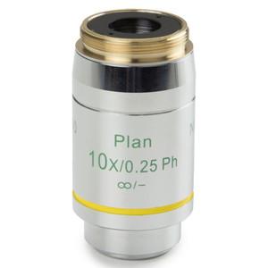 Euromex Obiettivo DX.7710, 10x/0.25 PLPHi, plan, phase, infinity (Delphi-X)