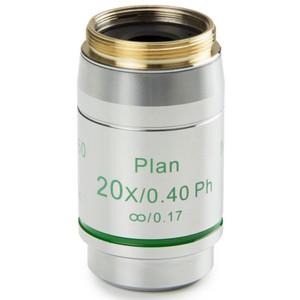 Euromex Obiettivo DX.7720, 20x/0.40 PLPHi , plan, phase, infinity (Delphi-X)