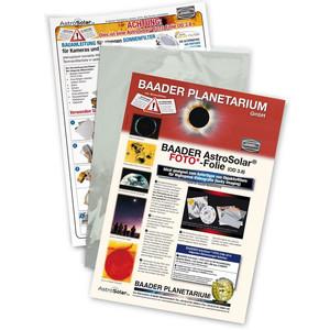 Baader Sonnenfilterfolie AstroSolar Foto OD 3.8 20x29cm