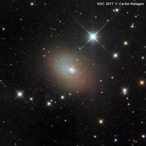 Omegon Telescop Pro Ritchey-Chretien RC Truss Tube 304/2432 GM 2000