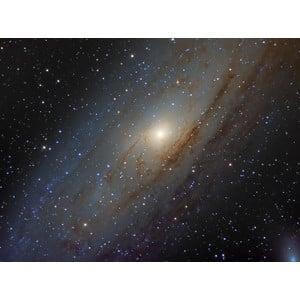 Omegon Telescope Pro Astrograph 154/600 HEQ-5