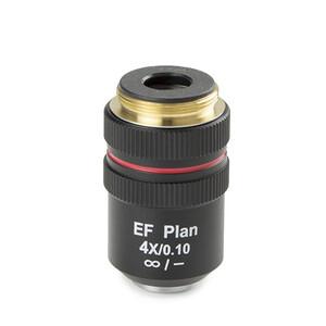 Euromex Obiettivo AE.3160, 4x/0.10, w.d. 21 mm, SMP IOS infinity, semiplan (Oxion)