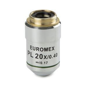 Euromex Obiettivo AE.3108, 20x/0.40, w.d. 1,5 mm, PL IOS infinity, plan (Oxion)