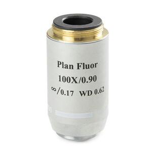 Euromex Obiettivo 86.558, S100x/0,90, w.d. 0,19 mm, PL-FL IOS , plan, fluarex (Oxion)