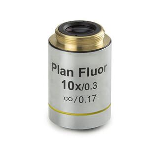 Euromex Obiettivo AE.3146, 10x/0,30, PL-FL IOS infinity, plan, semi-apochromatic (Oxion)