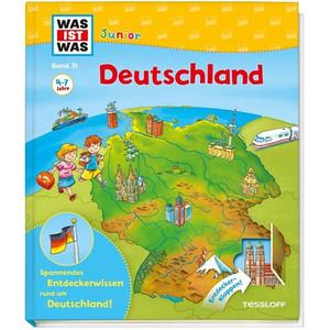 Tessloff-Verlag WAS IST WAS Junior Band 31: Deutschland