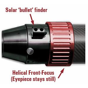 Télescope solaire DayStar OTA ST 60/930 SolarScout Carbon Chromosphère en H-Alpha