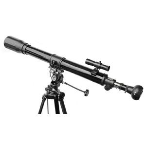 National Geographic Telescopio AC 70/900 AZ-EQ MPM con camera WiFi 1.3MP Set