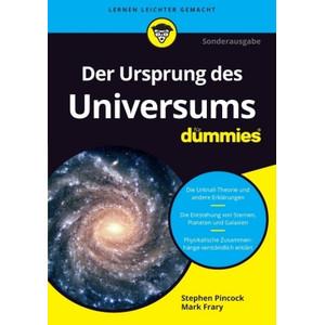 Wiley-VCH Buch Der Ursprung des Universums für Dummies