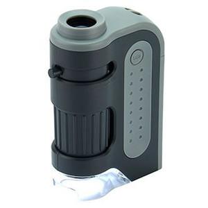 Carson Microscopio portatile MM-300, 60-120x LED