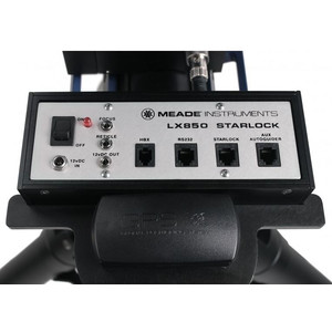 Meade Montierung LX850 EQ GoTo Starlock ohne Stativ