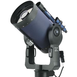 Meade Telescopio ACF-SC 355/2845 Starlock LX600 sin trípode