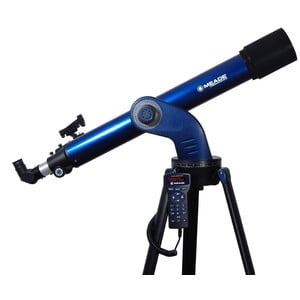 Meade Teleskop AC 90/900 StarNavigator NG 90 AZ GoTo