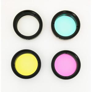 """Meade Juego de filtros de color RGB+IR 1,25"""""""