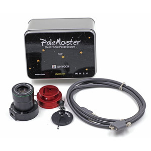 ALccd-QHY PoleMaster electronic polar finder for Celestron AVX mount