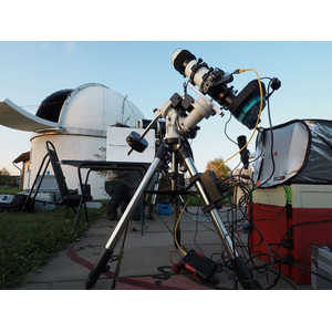 iOptron Mount CEM25P GoTo with LiteRoc Tripod Hard Case