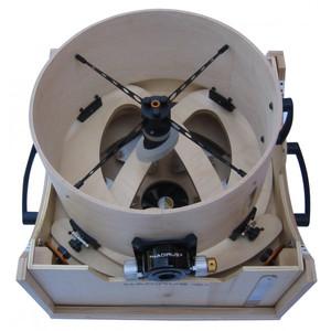 """Geoptik Dobson Teleskop N 404/1815 DOB Nadirus 16"""" ohne Optik"""