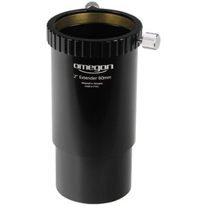 Omegon 2'' extension tube, 80mm optical path
