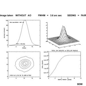 SBIG Optique adaptative  pour caméras STX- et STXL