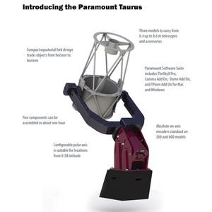 Monture Software Bisque Paramount Taurus 400 OAE