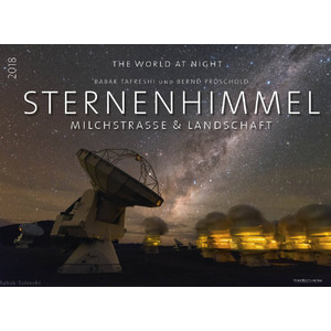 WeitSicht Verlag Kalender Sternenhimmel 2018