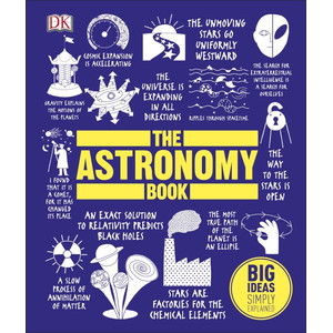 Dorling Kindersley Carte The Astronomy Book