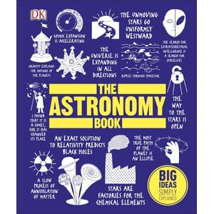 Dorling Kindersley Livro The Astronomy Book