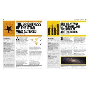 Dorling Kindersley Carte The Astronomy Book