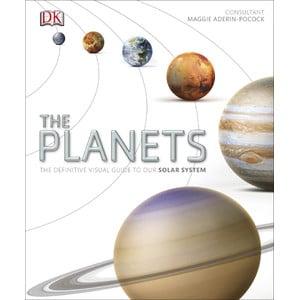 Dorling Kindersley Book The Planets
