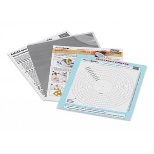 Baader Feuille de filtre solaire AstroSolar® ECO-size OD 5.0 140x155mm