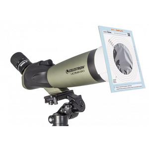 Baader Sonnenfilterfolie AstroSolar® ECO-size OD 5.0 140x155mm
