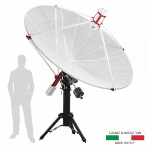 Radio2space Telescoop Spider 230C Compact