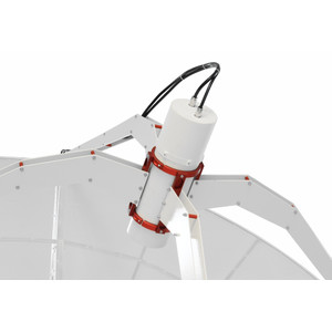 Radio2space Advanced Radio Telescope Spider 300A with waterproof mount