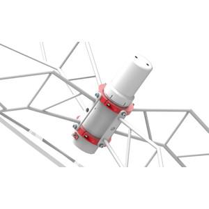 Radio2space Radioteleskop Spider 500A Advanced mit wetterfester AZ-Montierung GoTo