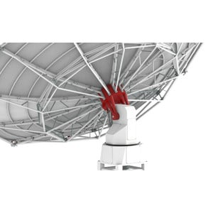 Radio2Space Advanced Radio Telescope Spider 500A with waterproof mount