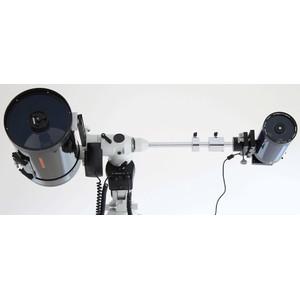 Lunatico Morsetto a coda di rondine per barra contrappesi DuoScope Swivel 18 mm