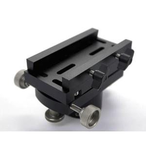 Lunatico Abrazadera prismática para varilla de contrapesos DuoScope Swivel 18mm