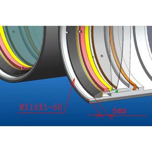 "APM Fernglas 100 mm 45° Semi-Apo 1,25"""