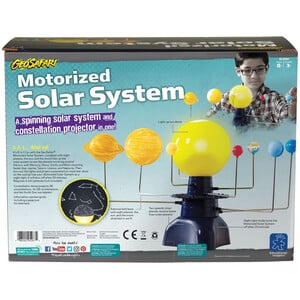 Learning Resources GeoSafari® Sistema solare motorizzato